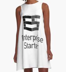 Enterprise Starter A-Line Dress