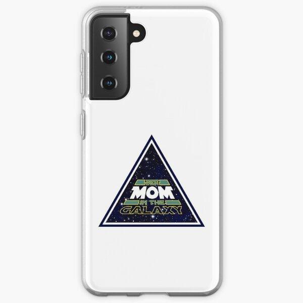 Amazing Mom Gift Best Mom In The Galaxy Samsung Galaxy Soft Case