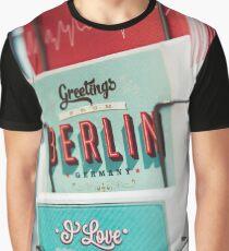 I Love Berlin Graphic T-Shirt