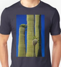 USA. Arizona. Saguaro National Park. Saguaro cactus. Details. Unisex T-Shirt