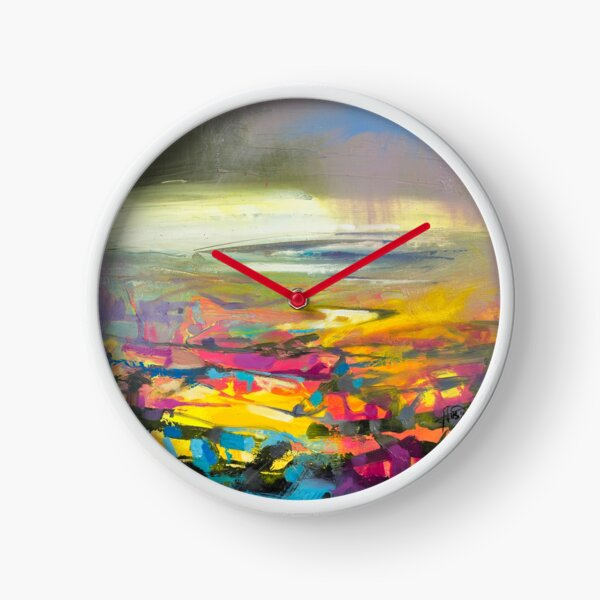 Luminance Study 1 Clock