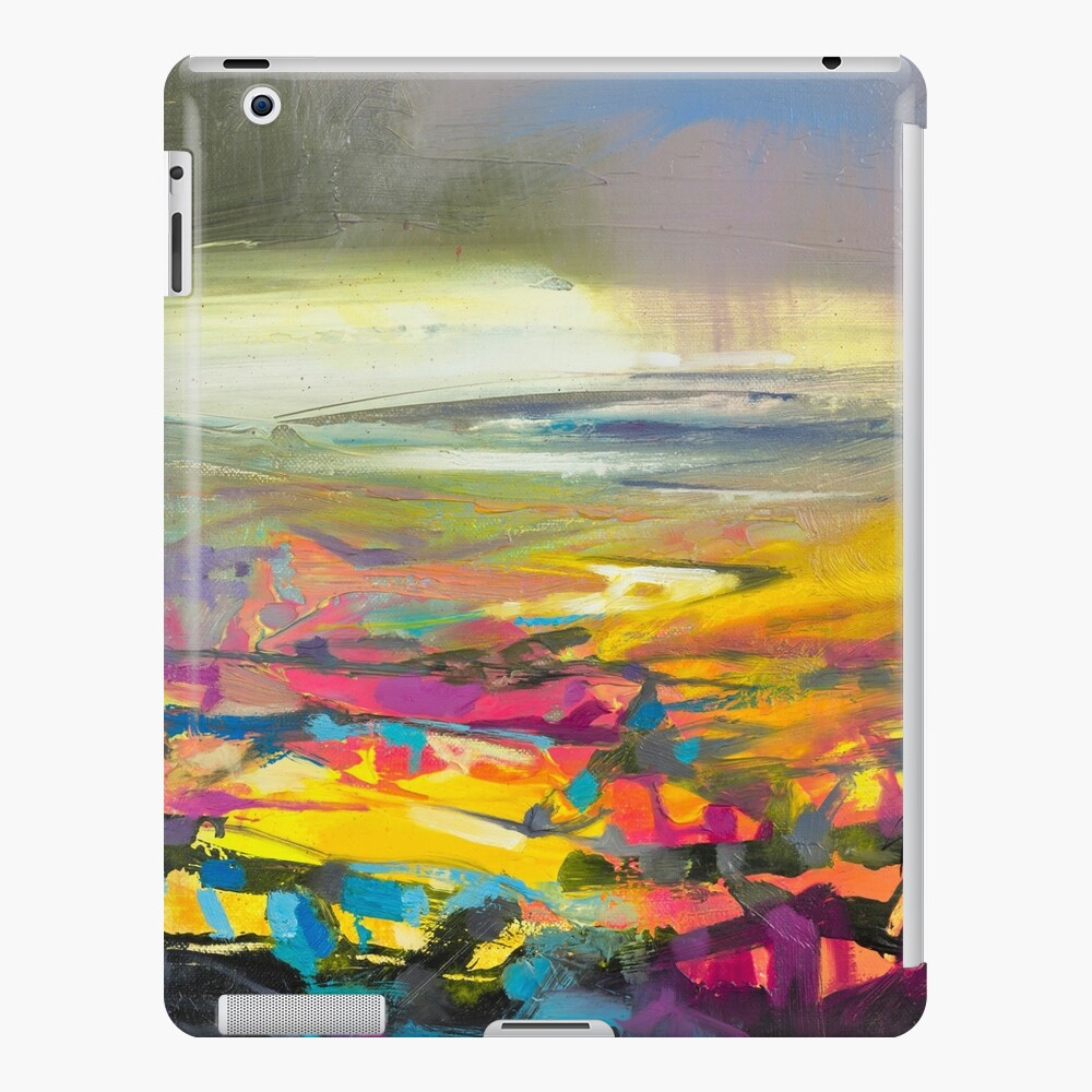 Luminance Study 1 iPad Case & Skin