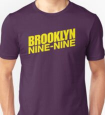 Brooklyn nine nine - tv series T-Shirt