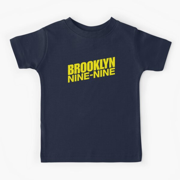 Brooklyn nine nine - tv series Kids T-Shirt