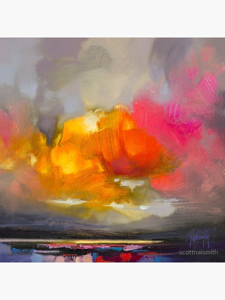 Cumulus Rose Study 2 by scottnaismith