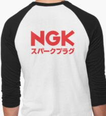 NGK SPARKPLUGS JAPAN T-Shirt