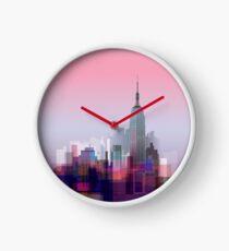 New york, NYC city ! Clock