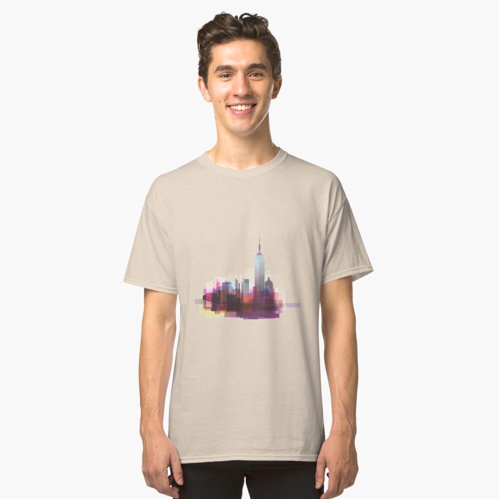 Nueva York, ciudad de Nueva York Camiseta clásica