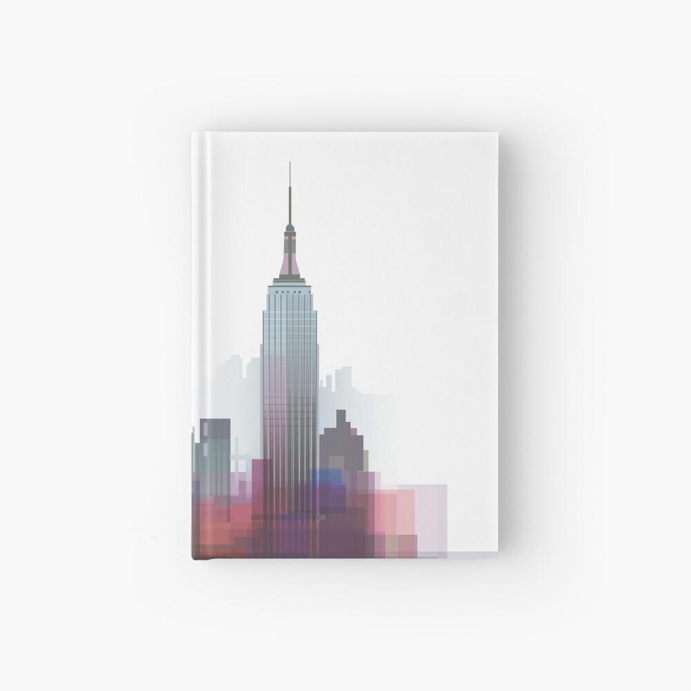 New york, NYC city ! Hardcover Journal
