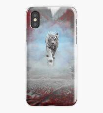 Mystical Tiger - Fantasy Artwork iPhone Case