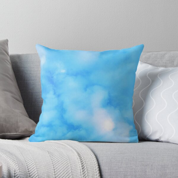 Cloud No. 9 Throw Pillow