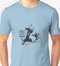 Sherlock Bomb T-Shirt