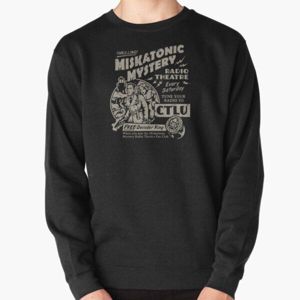 Miskatonic Mystery Radio Theatre Pullover Sweatshirt