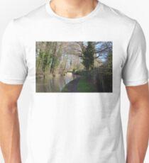 Stratford-Upon-Avon Canal Unisex T-Shirt
