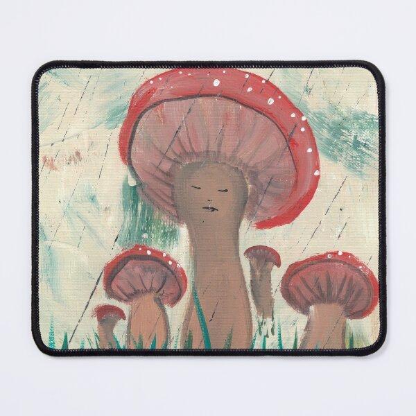 Mushroom Moves Mouse Pad