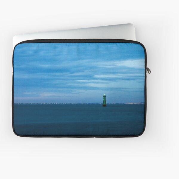 Blue Buoy  Laptop Sleeve