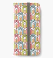 Gifts everywhere #2 iPhone Wallet/Case/Skin