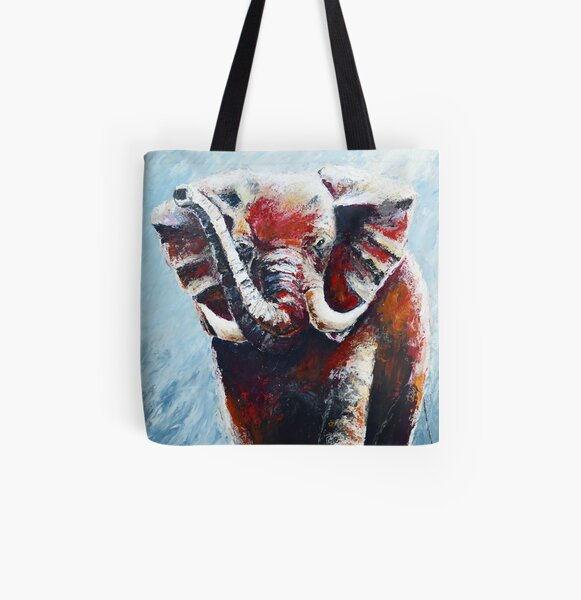 Heart of a Champion by Thomas Andrew All Over Print Tote Bag