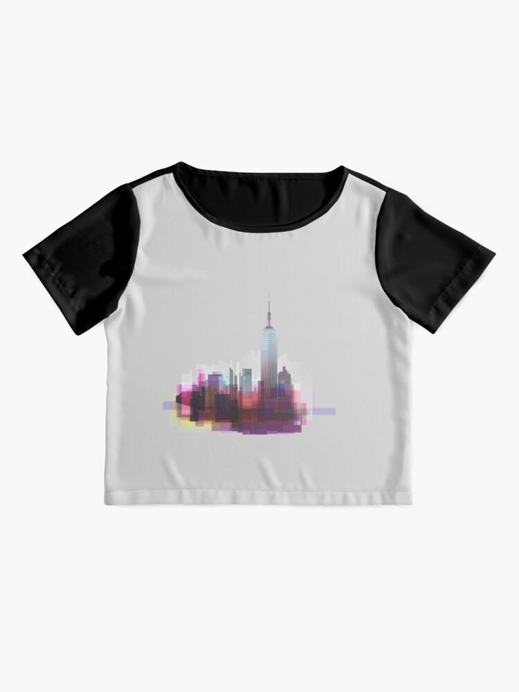 Vista alternativa de Blusa Nueva York, ciudad de Nueva York