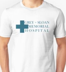 Grey Sloan Memorial Hospital Unisex T-Shirt
