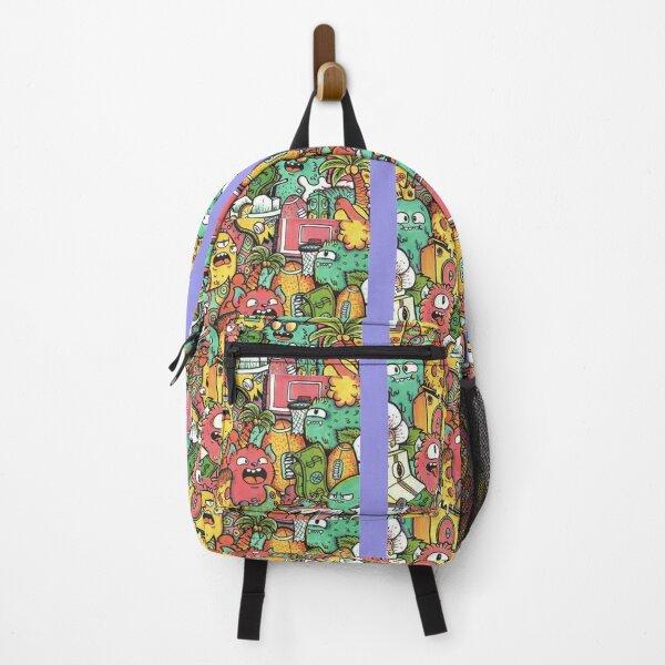 Gawx Art  Backpack