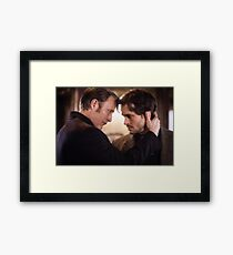 Season 2 Hannigram - Murder Husbands #3 Framed Print
