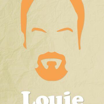 Louie Custom Poster by tudy1311