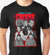 night of the creeps collage T-Shirt