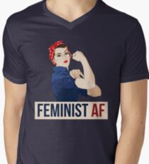 Feminist AF rosie riveter T-Shirt
