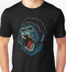 Awesome gorilla scream Unisex T-Shirt