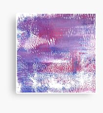 New in shop : Stylish purple abstract art Metal Print