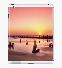 Beach Stumps iPad Case/Skin
