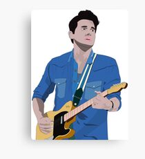 Musical Genius Canvas Print