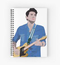 Musical Genius Spiral Notebook