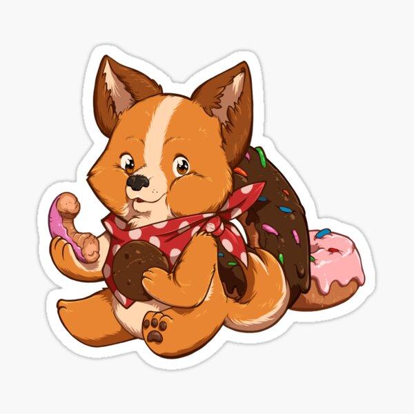 Sweet doog #2 Sticker