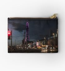 Tower at Night Studio Pouch