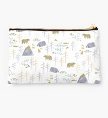 In the Woods Studio Pouch