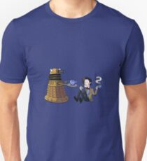Doctor and Dalek Tea Party T-Shirt