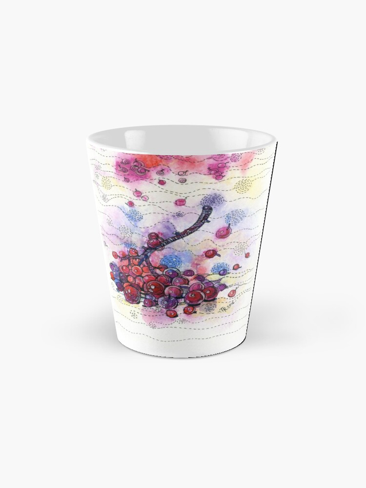 Alternate view of Winter Rowan Berries Mug