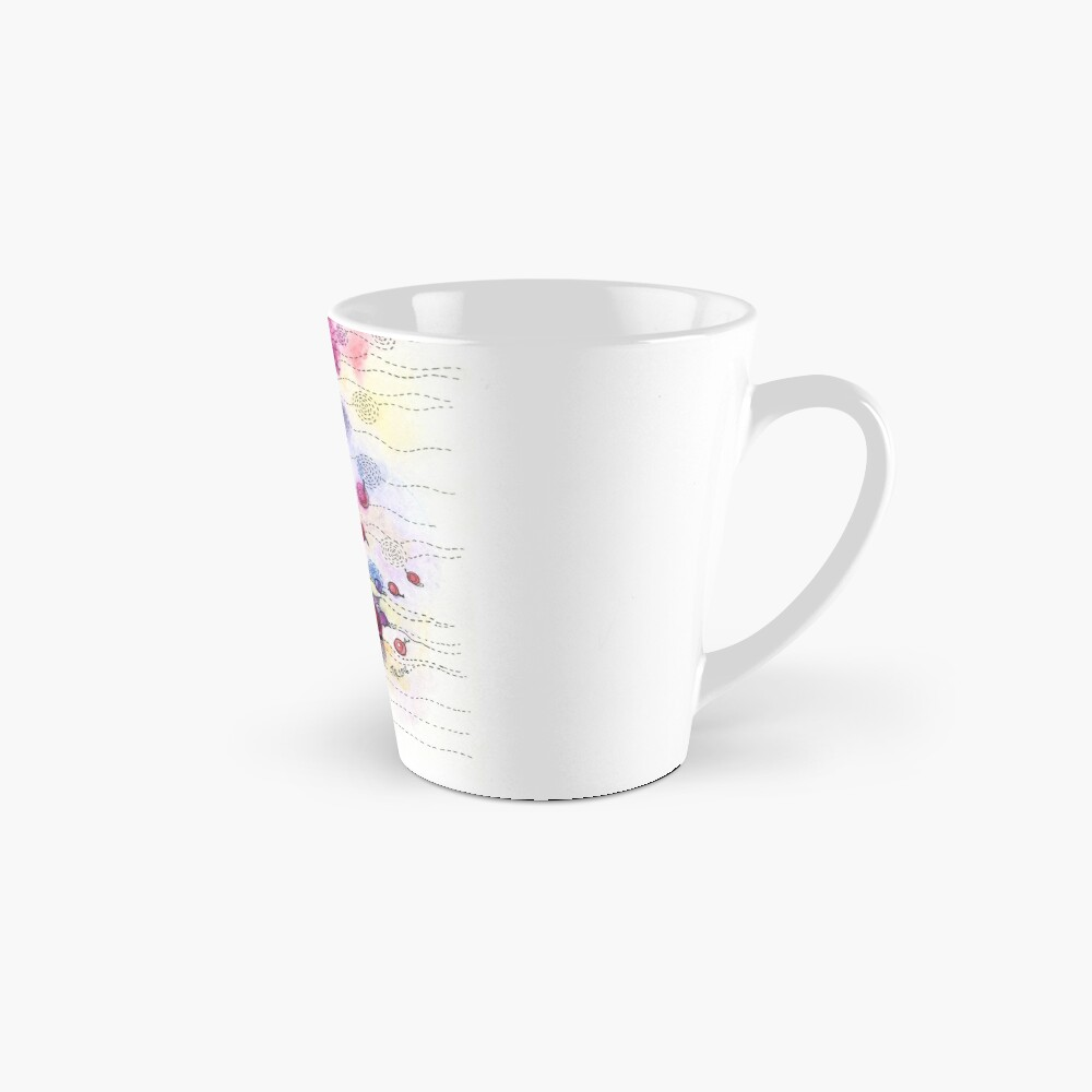 Winter Rowan Berries Mug