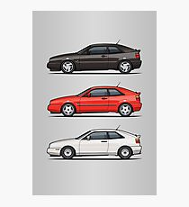 VDub Rado Trio Photographic Print