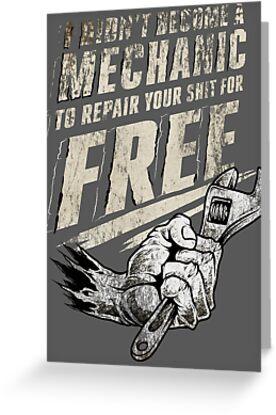 Repair for free? by rahmenlos