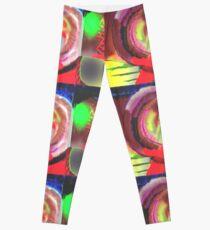 Lolly Pop by, Mickeys Art And Design Leggings
