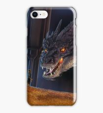 You have nice manners for a thief... iPhone Case/Skin