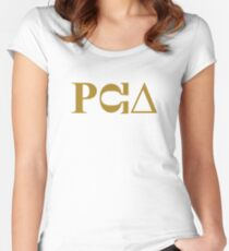 PCU – South Park fraternity, PC Principal Women's Fitted Scoop T-Shirt