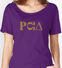 PCU – South Park fraternity, PC Principal Women's Relaxed Fit T-Shirt