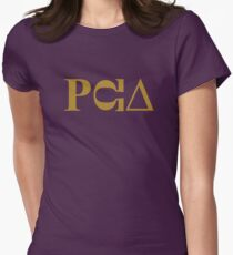 PCU – South Park fraternity, PC Principal Womens Fitted T-Shirt