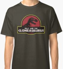 Billy and the Cloneasaurus Classic T-Shirt