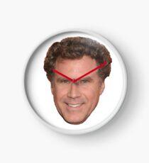 Will Ferrell Clock