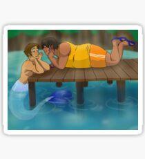 Summer Hance Sticker